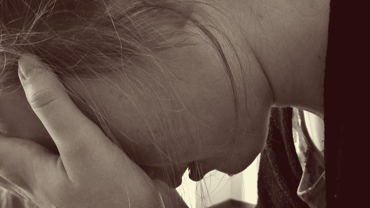 Meisje wat gepest wordt, Moeilijk gedrag.