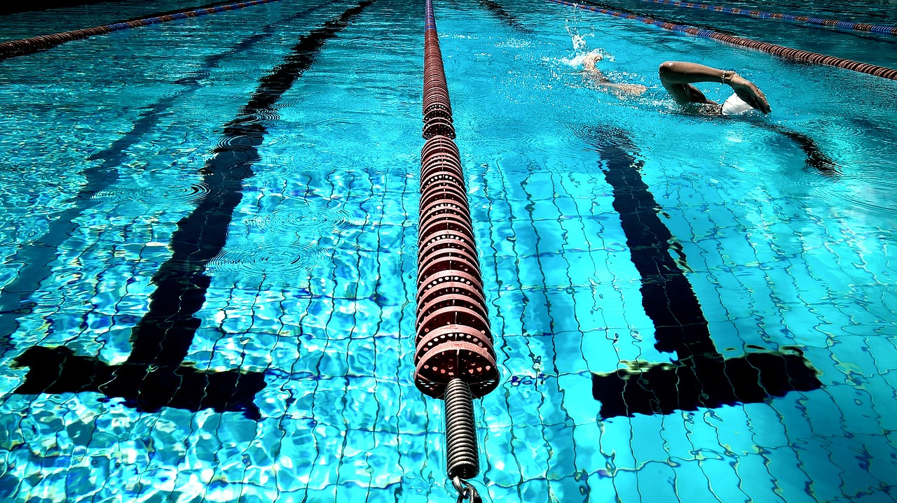 zwemmen tijdens zwemdiploma halen